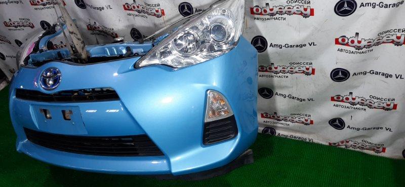 Nose cut Toyota Aqua NHP10 1NZ-FXE 2012