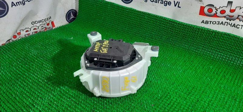 Мотор охлаждения батареи Nissan Fuga HY51 VQ35HR 2011