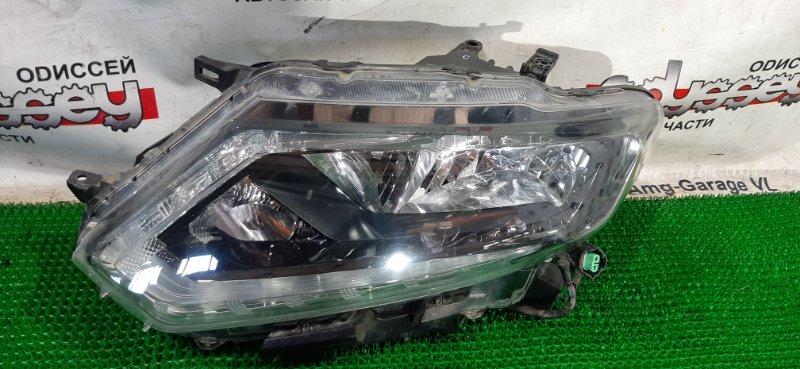 Фара Nissan Xtrail NT32 MR20DD-626122B 2014 передняя левая