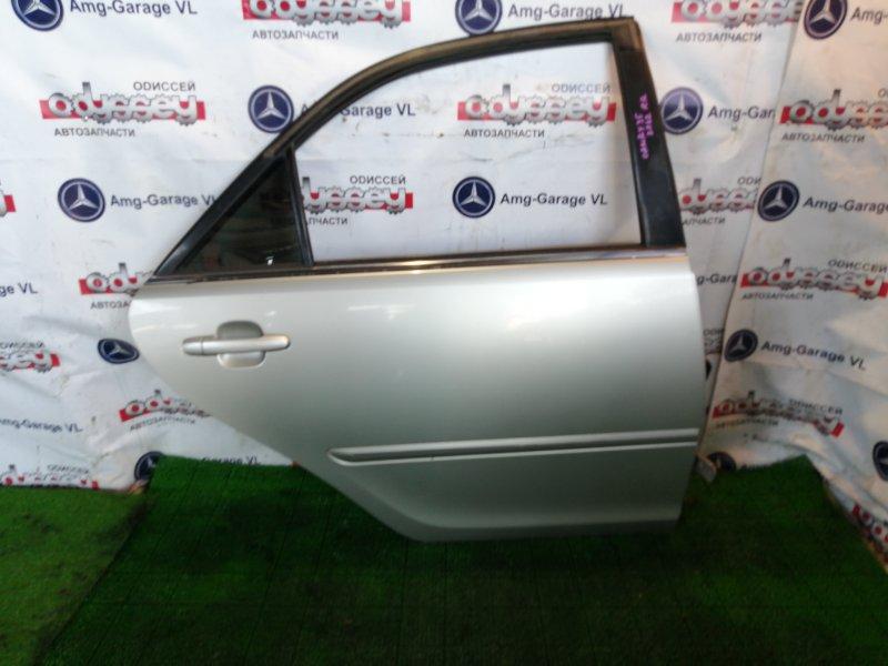 Дверь Toyota Camry ACV35 2AZ-FE 2001 задняя правая