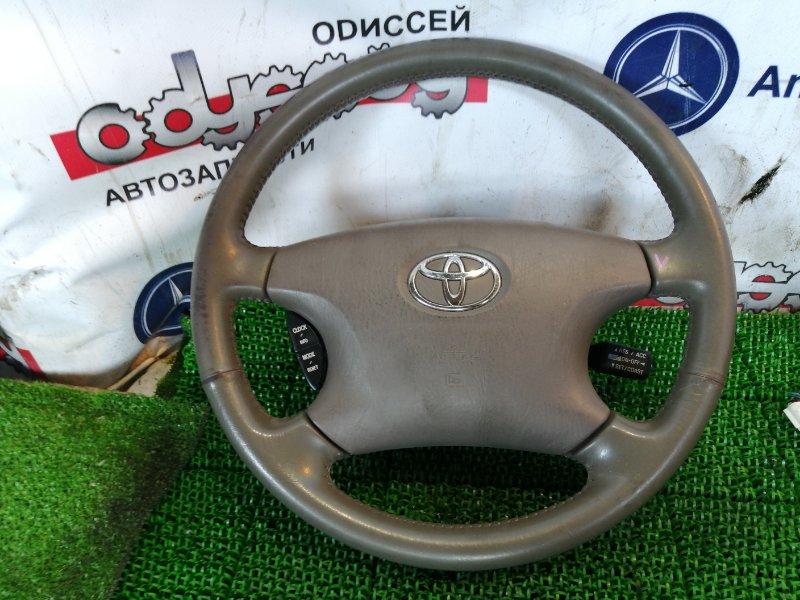 Руль Toyota Camry ACV35 2AZ-FE 2001