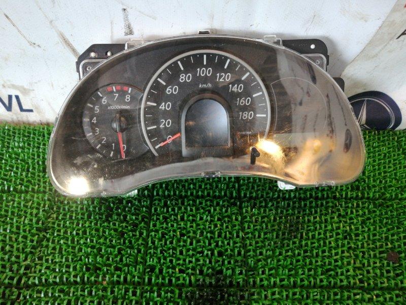 Панель приборов Nissan March NK13 HR12DE 2010