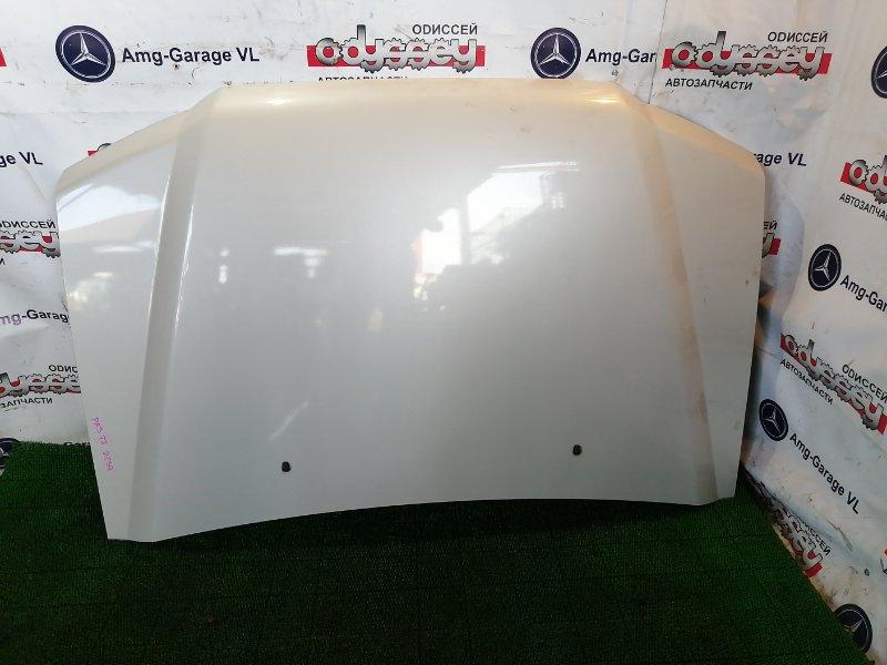 Капот Mitsubishi Pajero Io H77W 4G94 2006