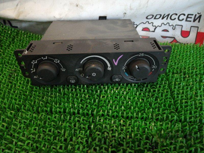 Климат контроль Mitsubishi Pajero Io H77W 4G94 2006