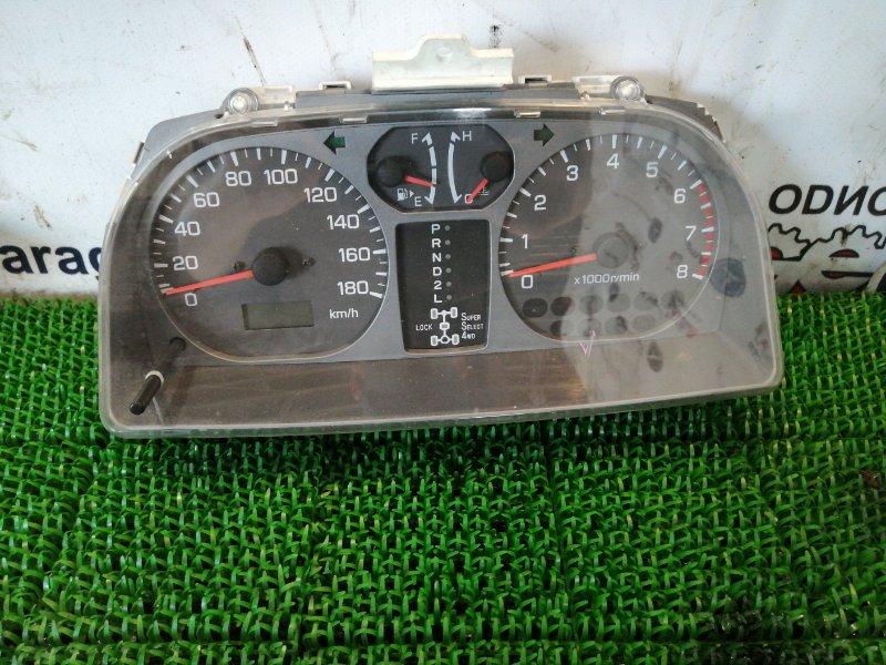 Панель приборов Mitsubishi Pajero Io H77W 4G94 2006