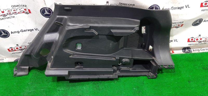 Обшивка багажника Nissan Xtrail NT32 MR20DD-626122B 2014 задняя правая
