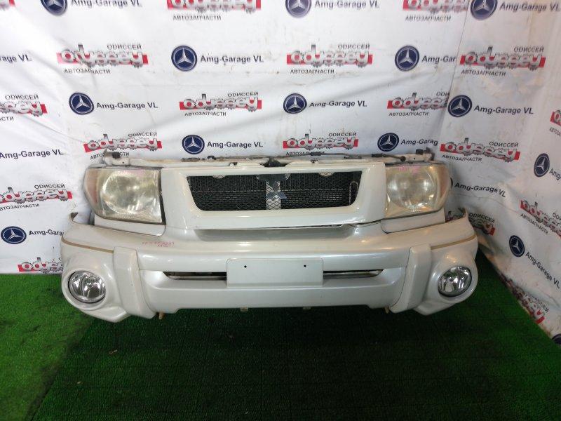 Nose cut Mitsubishi Pajero Io H77W 4G94 2006