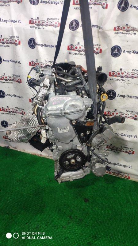 Двигатель Toyota Aqua NHP10 1NZ-FXE 2012