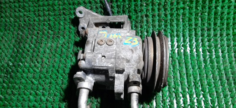 Компрессор кондиционера Suzuki Jimny JB23 K6A 2003