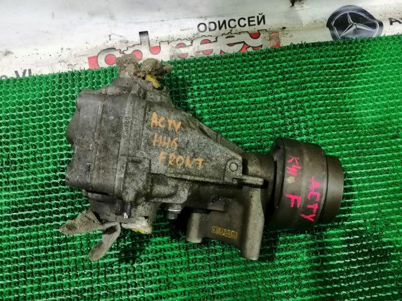 Редуктор Honda Acty HH6 E07Z 2005 передний