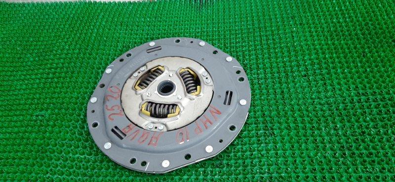 Диск сцепления Toyota Aqua NHP10 1NZ-FXE 2012