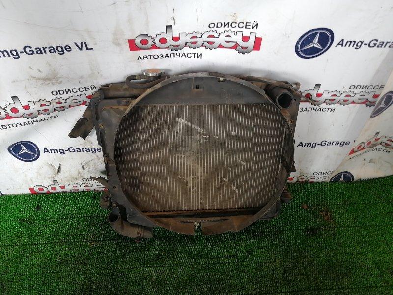 Радиатор Nissan Atlas R8F23 QD32 2002