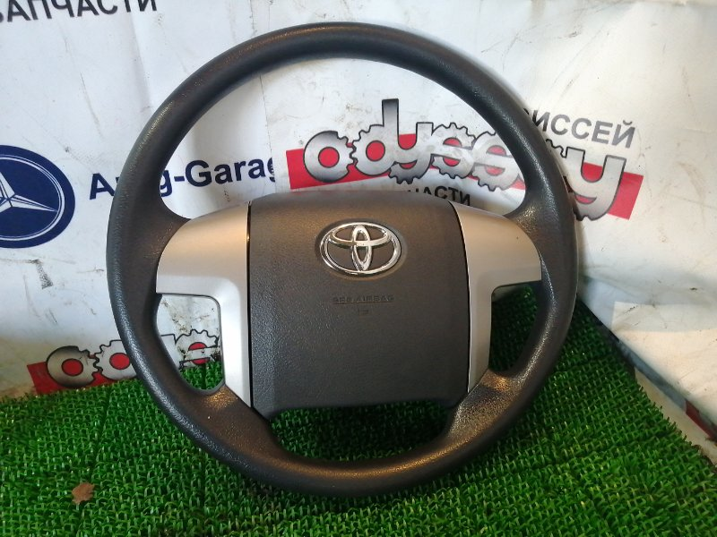 Руль Toyota Voxy ZRR75 3ZR-FE 2010