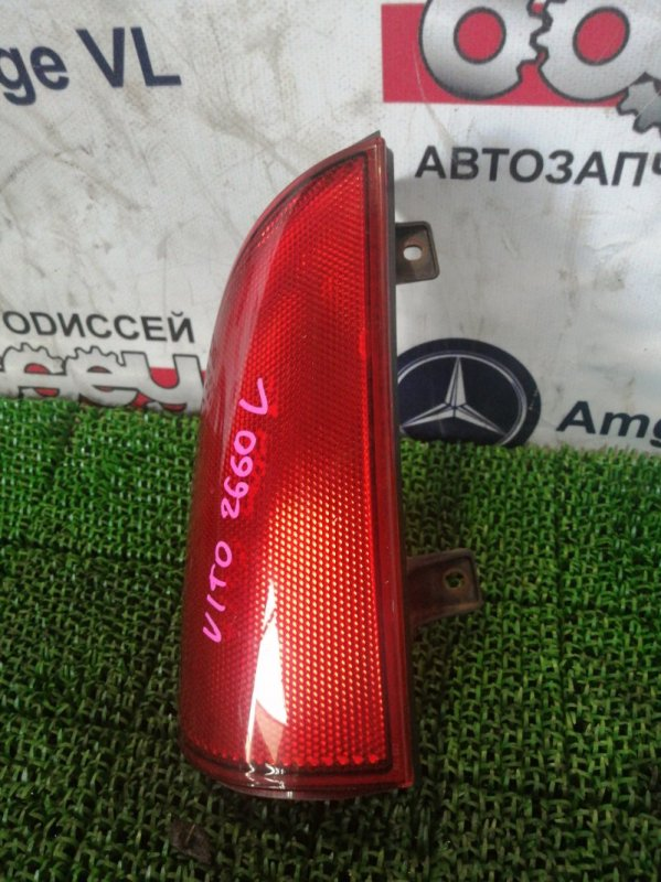 Стоп-вставка Mercedes Vito W639 112976 2007 задняя левая