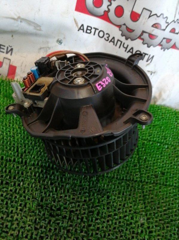Мотор печки Mercedes E320 WDB211 112949 2003