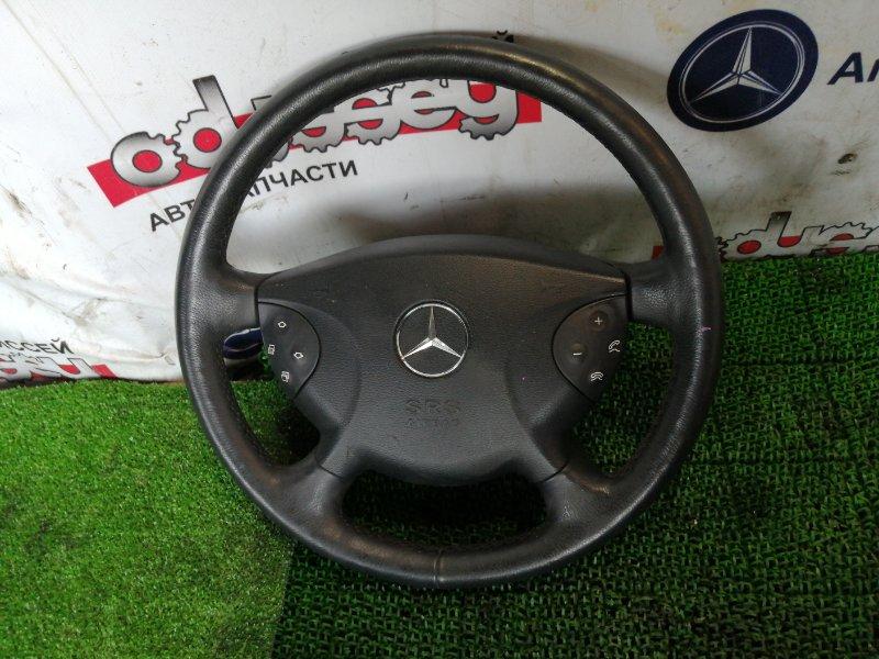 Руль Mercedes E320 WDB211 112949 2003