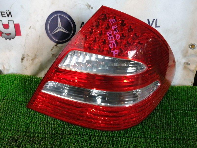 Стоп Mercedes E320 WDB211 112949 2003 задний правый