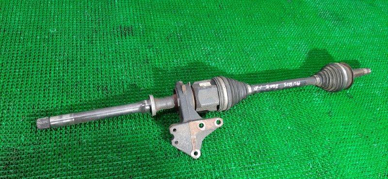 Привод Toyota Auris NZE154H 1NZ-FE 2009 передний правый