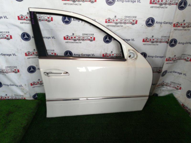 Дверь Mercedes E320 WDB211 112949 2003 передняя правая