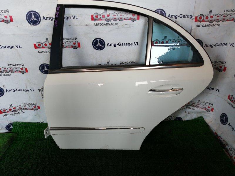 Дверь Mercedes E320 WDB211 112.949 2003 задняя левая
