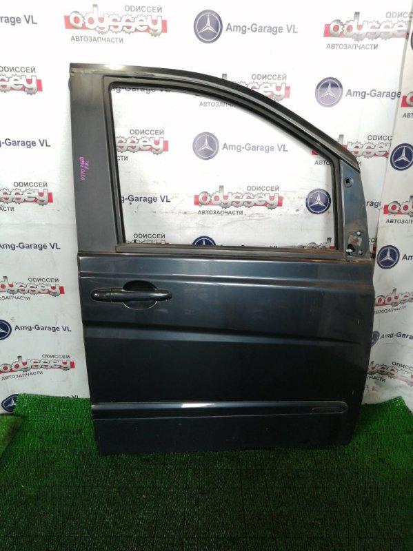 Дверь Mercedes Vito W639 112976 2007 передняя правая
