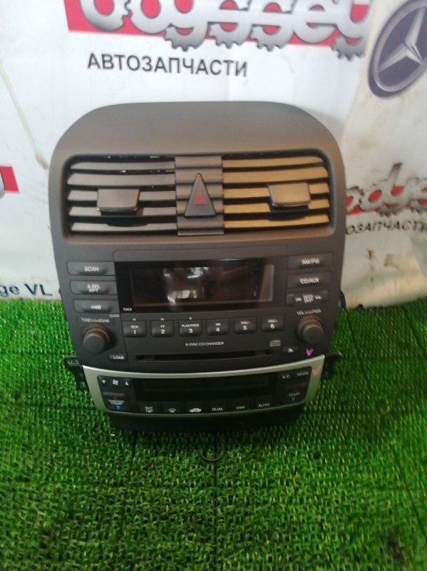 Климат контроль Honda Inspire UC1 J30A 2003