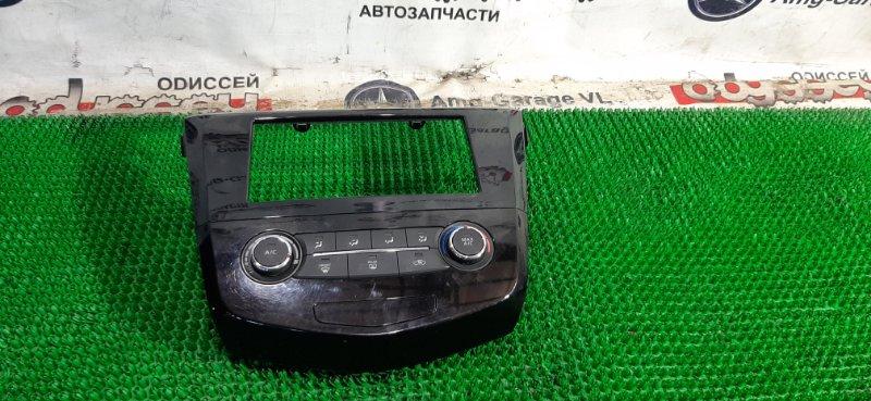 Консоль магнитофона Nissan Xtrail NT32 MR20DD-626122B 2014