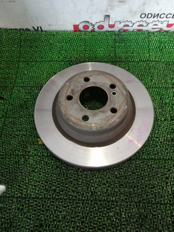 Тормозной диск Mercedes E320 WDB211 112.949 2004 задний