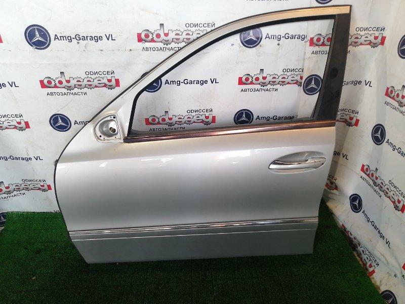 Дверь Mercedes E320 WDB211 112.949 2004 передняя левая