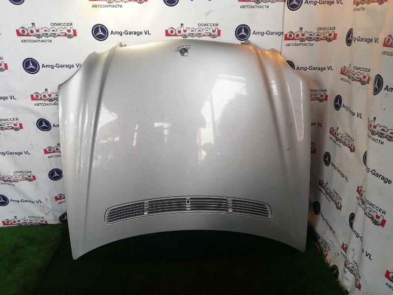 Капот Mercedes E320 WDB211 112.949 2004