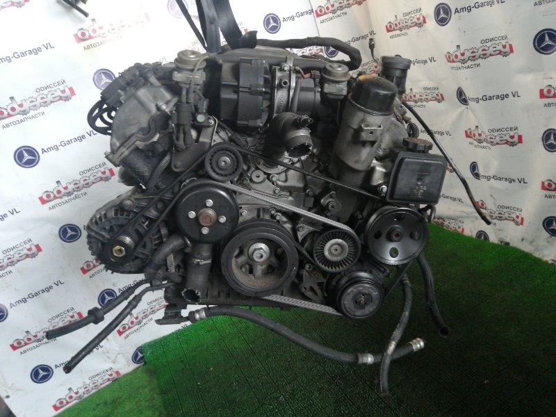 Двигатель Mercedes E320 WDB211 112.949 2004