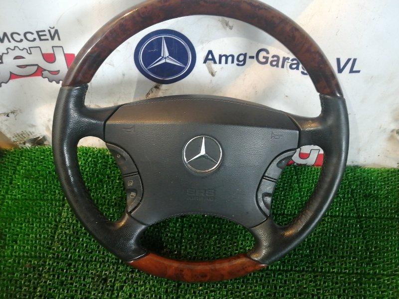 Руль Mercedes S500 W220 113960 2002