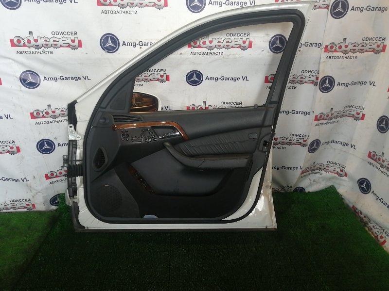 Дверь Mercedes S500 W220 113960 2002 передняя правая