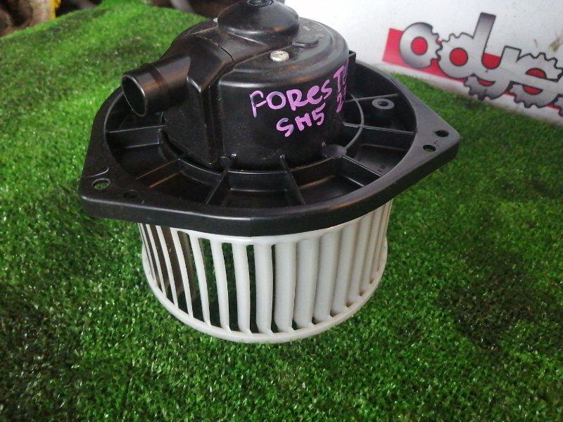 Мотор печки Subaru Forester SH5 EJ205 2011