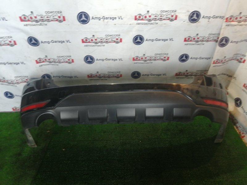 Бампер Subaru Forester SH5 EJ205 2011 задний