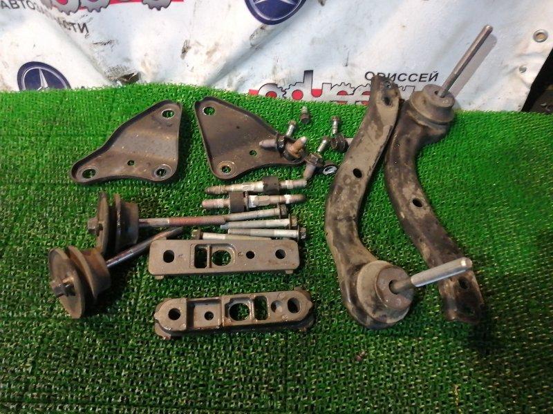 Проставки под кузов Subaru Forester SH5 EJ205 2011