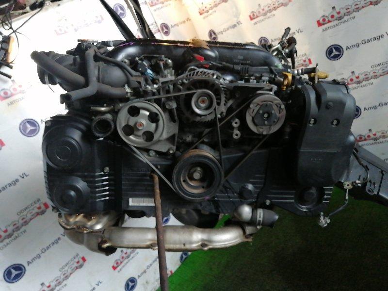 Двигатель Subaru Forester SH5 EJ205 2011
