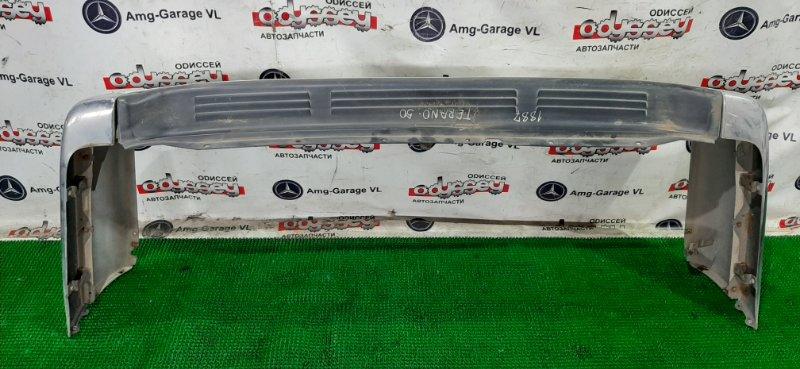 Бампер Nissan Terrano RR50 QD32-058306A 1998 задний