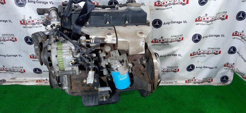 Двигатель Nissan Atlas M4F23 TD23 1992