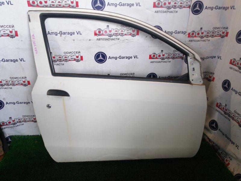 Дверь Daihatsu Mira L275V KF-VE 2012 передняя правая