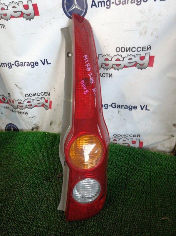 Стоп Daihatsu Mira L275V KF-VE 2012 задний правый