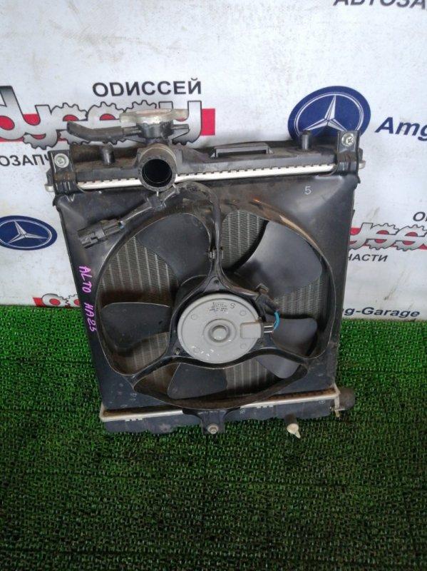 Радиатор Suzuki Alto HA25V