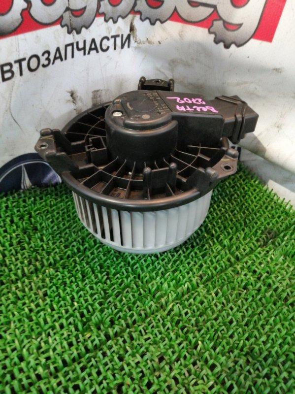 Мотор печки Toyota Belta NCP96 2NZ-FE 2007