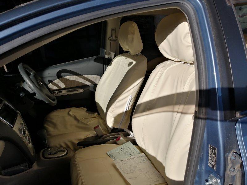 Чехлы на сиденья Toyota Belta NCP96 2NZ-FE 2007