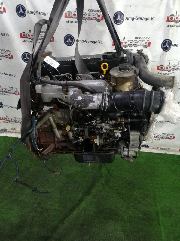 Двигатель Nissan Atlas N2F23 TD25 1998
