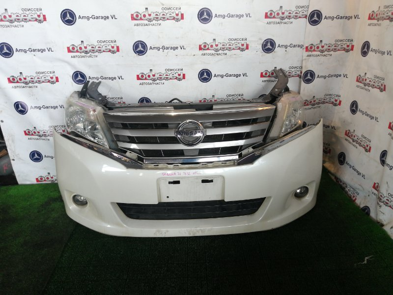 Nose cut Nissan Serena C26 MR20 2010
