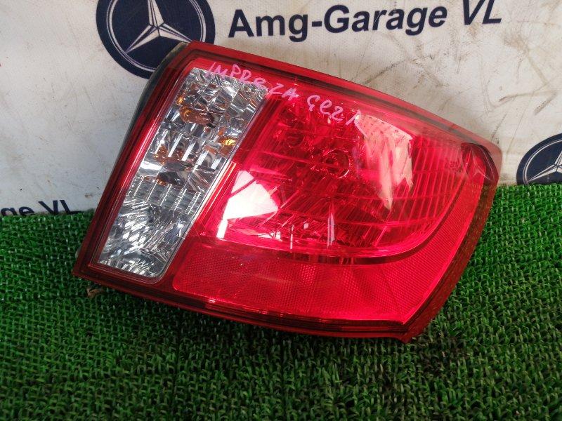 Стоп Subaru Impreza GE2 EL15 задний правый