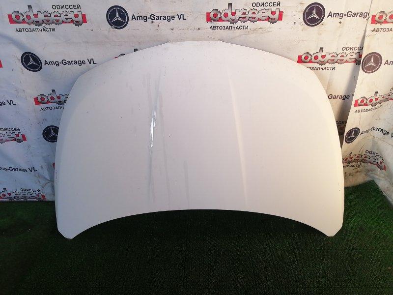 Капот Nissan Latio CS11