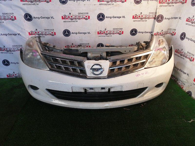 Nose cut Nissan Latio CS11