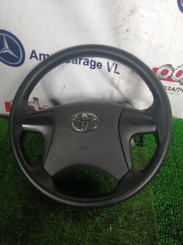 Руль Toyota Premio ZRT265 2ZR-FE 2010